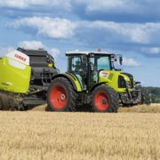 CLAAS Traktor ARION 400