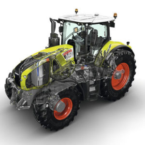 CLAAS Traktor AXION 900