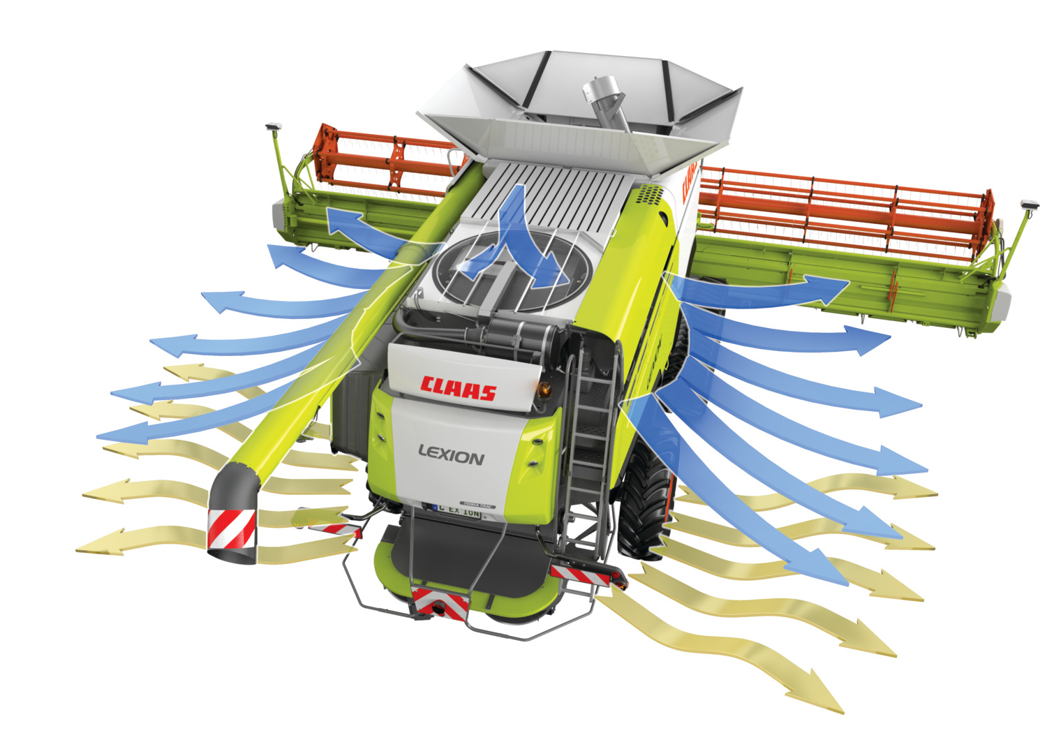 CLAAS DYNAMIC COOLING - CLAAS Glossar
