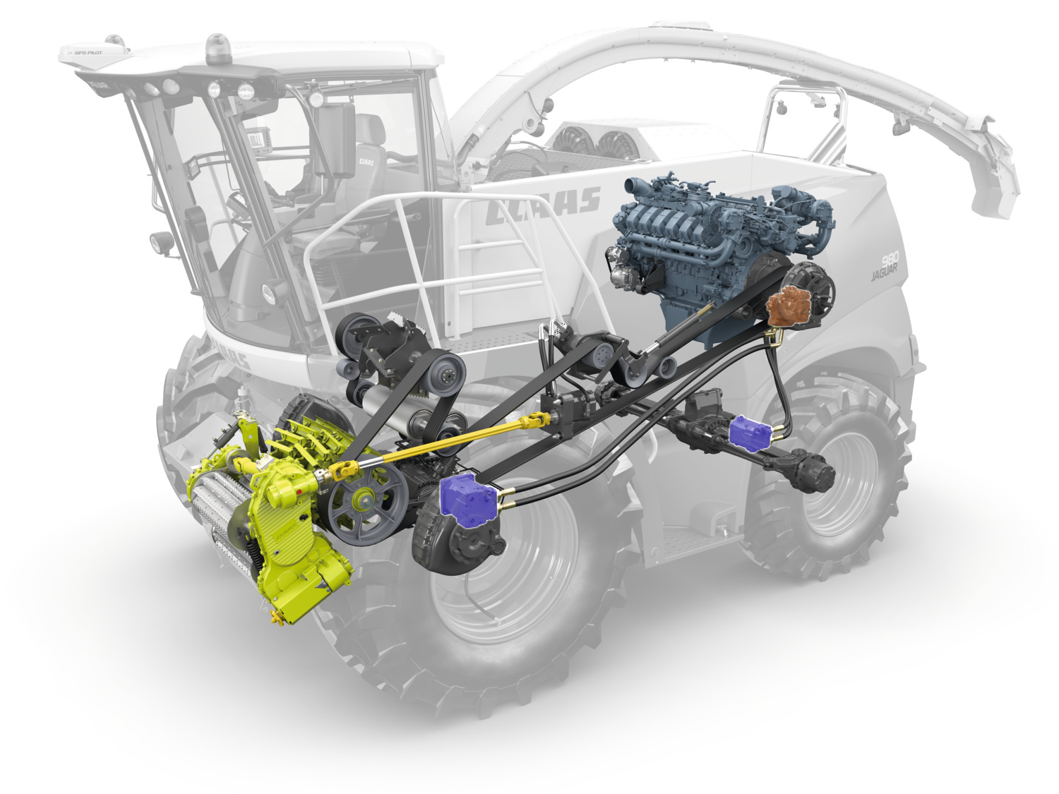 CLAAS DYNAMIC POWER - CLAAS Glossar
