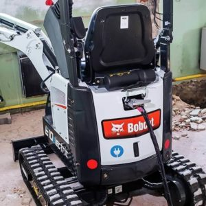 Bobcat E10e electric Minibagger